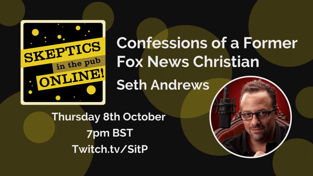 Confessions of a Former Fox News Christian - Seth Andrews
