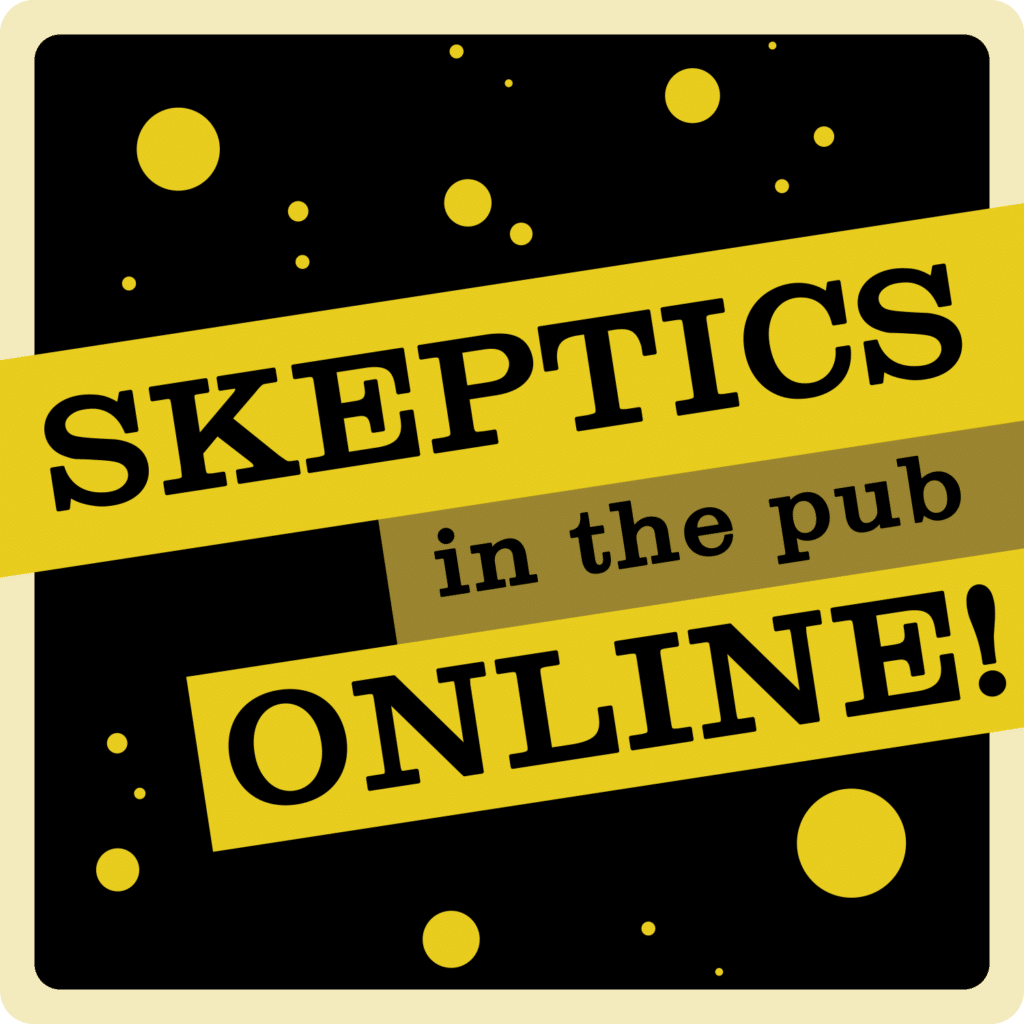 Skeptics in the Pub Online Logo