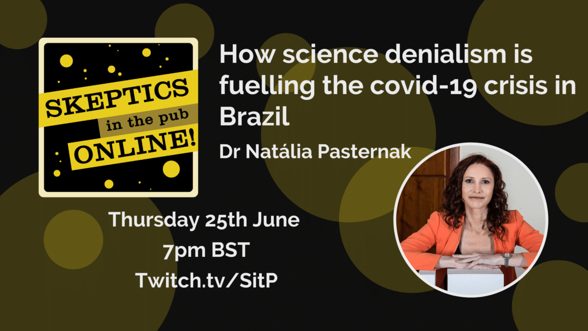 How science denialism is fuelling the covid-19 crisis in Brazil - Dr -Natália Pasternak