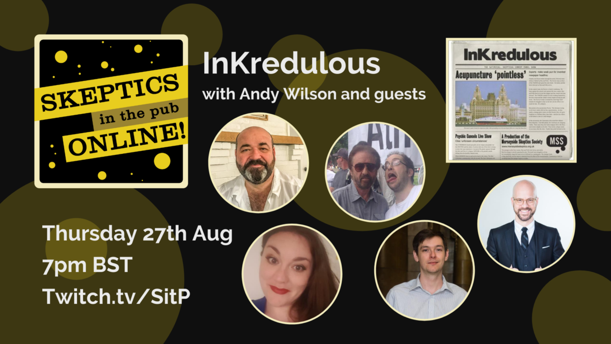 Inkredulous Podcast: Live!