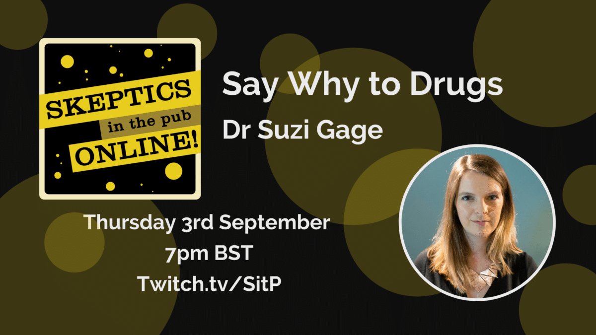 Say Why to Drugs - Suzi Gage