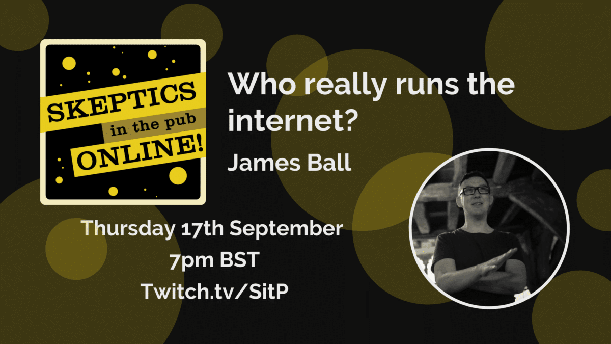 Who really runs the internet? - James Ball