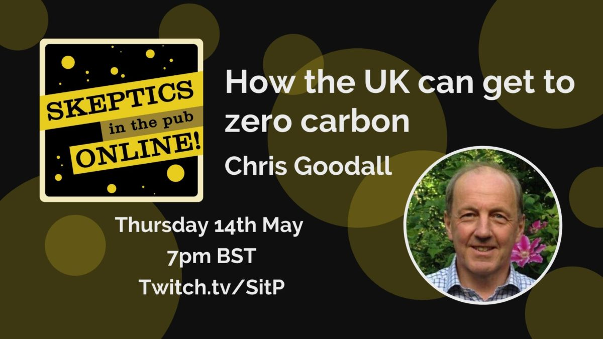 How the UK can get to zero carbon - Chris Goodall