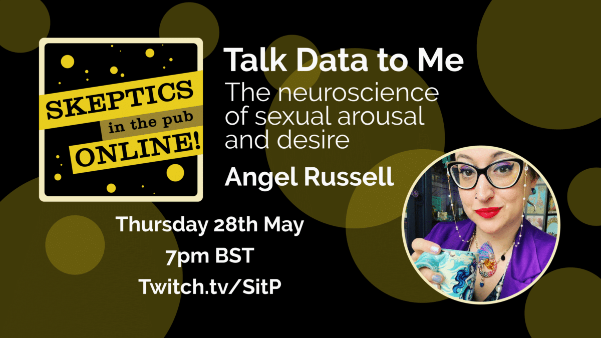 Talk Data to Me: The neuroscience of sexual arousal and desire - Angel Russell