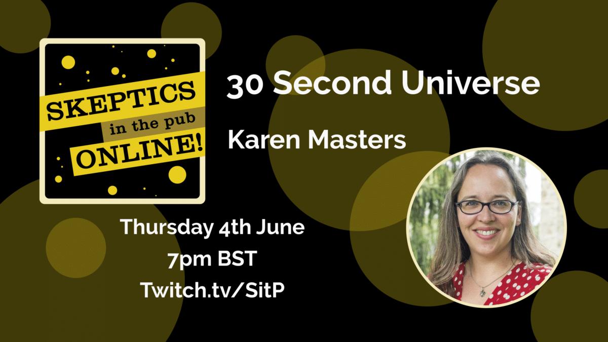 30 Second Universe - Karen Masters