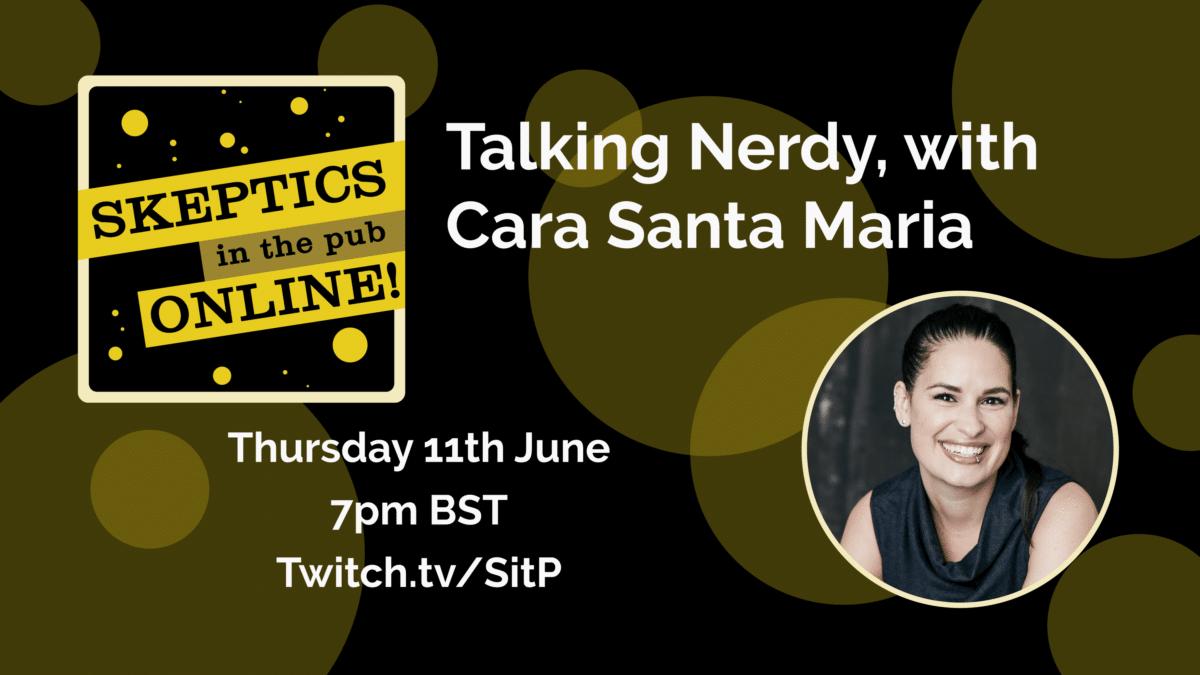Talking Nerdy, with Cara Santa Maria