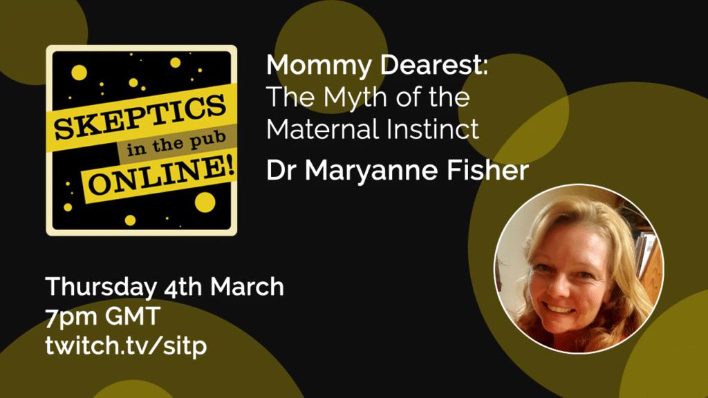 Mommy Dearest: The Myth of the Maternal Instinct - Professor Maryanne Fisher