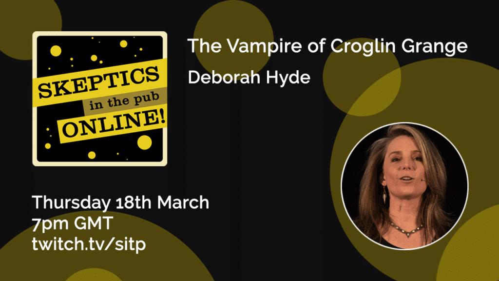The Vampire of Croglin Grange - Deborah Hyde