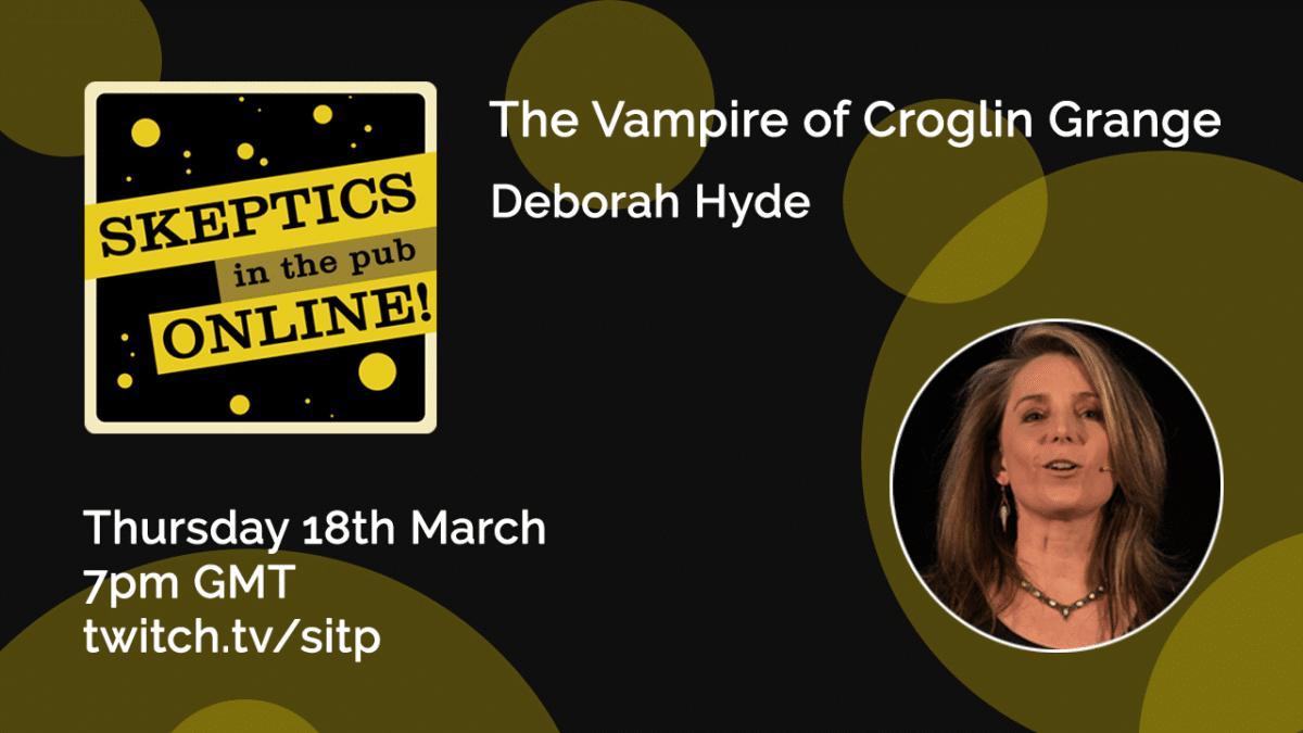 The Vampire of Croglin Grange - Deborah Hyde