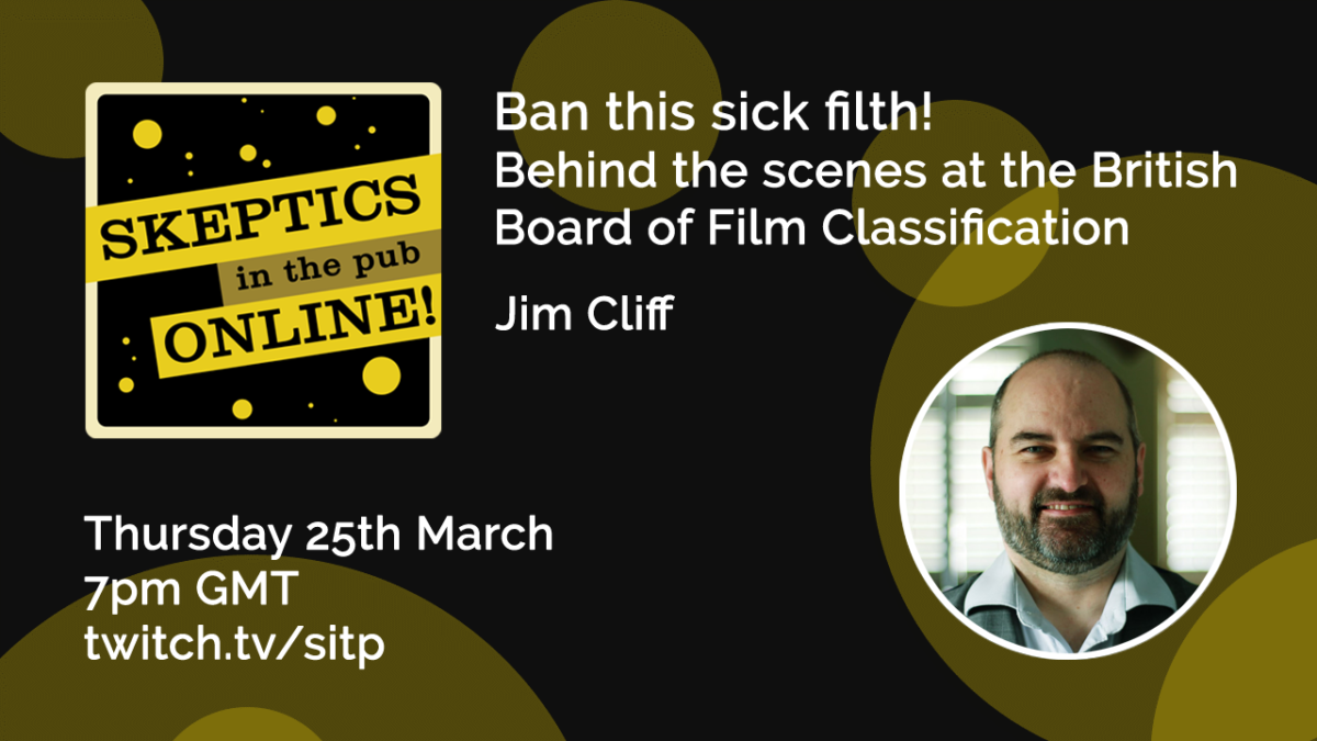 Ban this sick filth! Behind the scenes at the British Board of Film Classification - Jim Cliff
