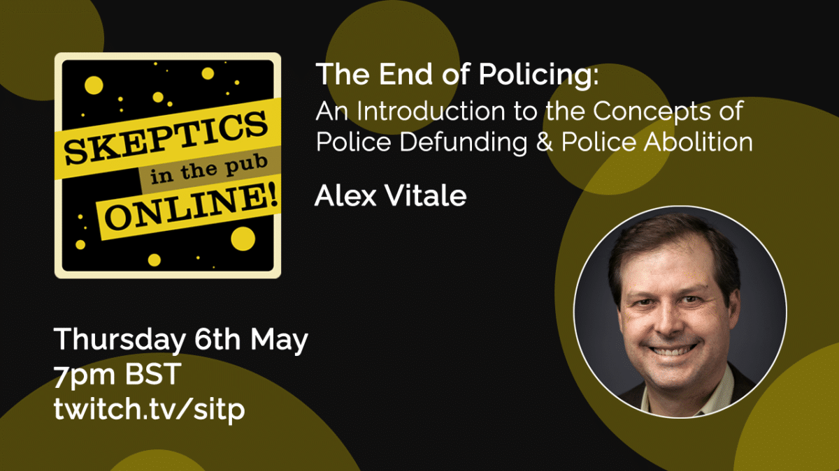 The End of Policing: an introduction to the concepts of police defunding and police abolition - Alex Vitale