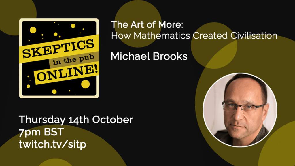 The Art of More: How Mathematics Created Civilisation - Michael Brooks