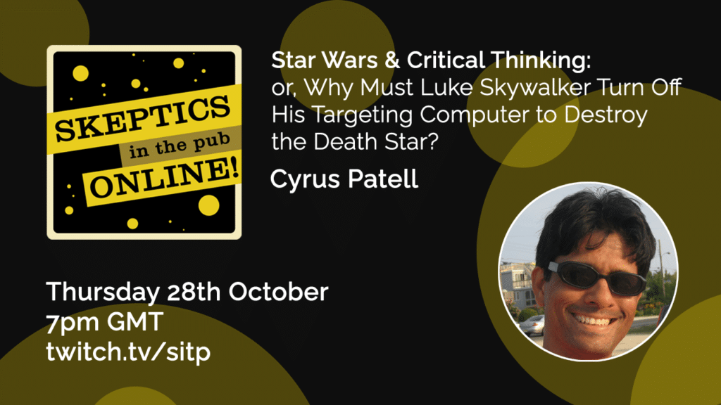 Star Wars and Critical Thinking; or, Why Must Luke Skywalker Turn off His Targeting Computer to Destroy the Death Star? - Cyrus Patell